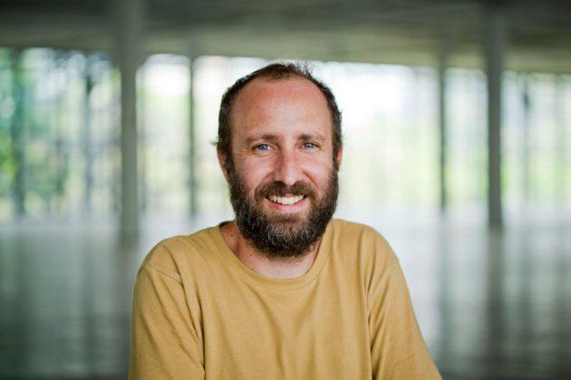 Antonio Ballester, artista espanhol, vive em Madri