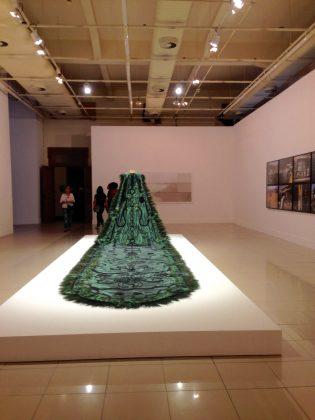 O Sombrero: Manto Imperial (2015). Iris Buchholz