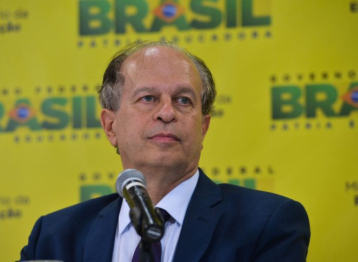 Renato_Janine_Ribeiro_em_2015 - foto de Valter Campanato/Agência Brasil
