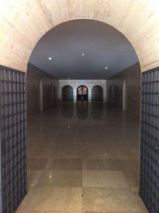 Entrada do Obelisco do Ibirapuera (Foto- Matheus Pinheiro de Oliveira e Silva)