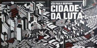 A exposição é fruto de um extenso trabalho de pesquisa sobre as ocupaçōes do centro da cidade, como a Nove de Julho - Foto: PáginaB