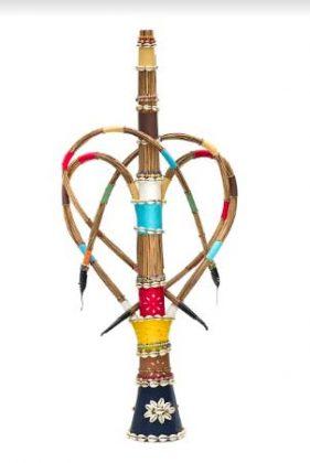 MESTRE DID, Opa Exin Kekere – Pequeno cetro da lança