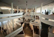 O pavilhão da Bienal
