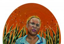 Retrato da série 'As Mulheres de Lá', de Fernanda Feher