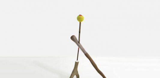 """Escultura da série """"Quimeras"""". FOTO: Divulgação"""