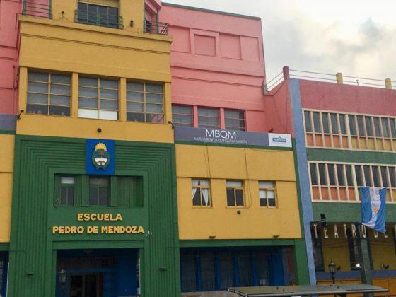 Imagem do Museu Benito Quinquela Martin