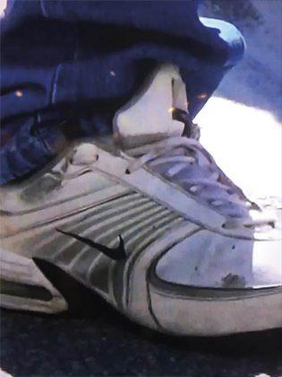Não É Sobre Sapatos
