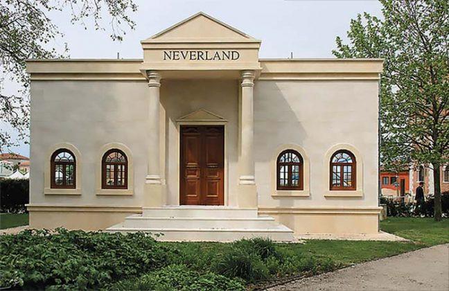 Neverland, do artista turco Halil Altindere