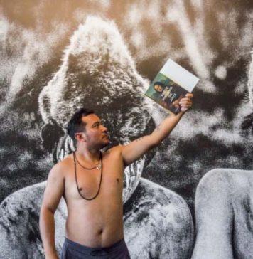Denilson Baniwa. Foto: Divulgação