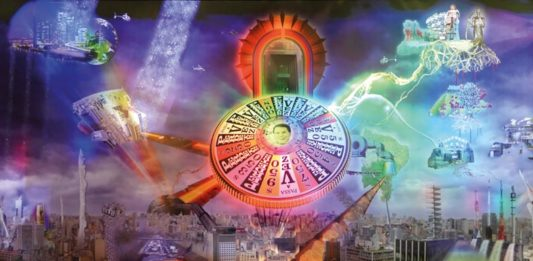 Studo para uma Cosmogonia Supercomplexa Metropolitana Expandida