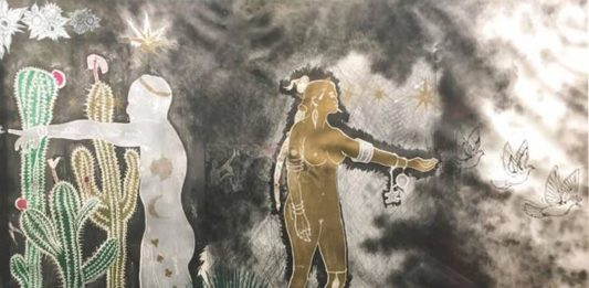 Índios e Mandacaru