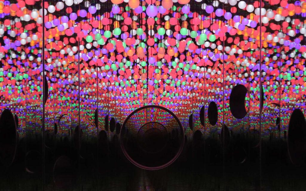Life Shines On, de Yayoi Kusama
