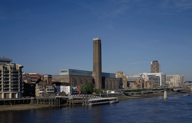 Vista geral do Tate Modern