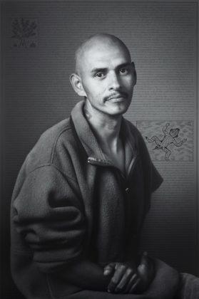 """Retrato de Alfonso Garundo para """"Land of Dreams"""""""
