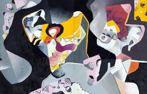 """""""Capacete"""", Antonio Malta Campos e Antonia Baudouin."""