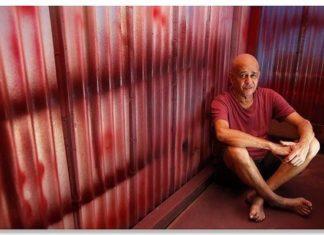O artista plástico Cildo Meireles