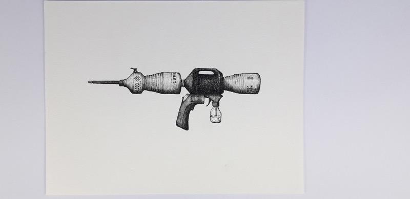 300 desenhos Sem título por Rodrigo Torres