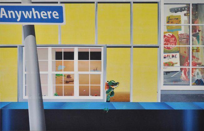 "Willian Santos, ""Anywhere"". SOMA Galeria. Para p.art.ilha"