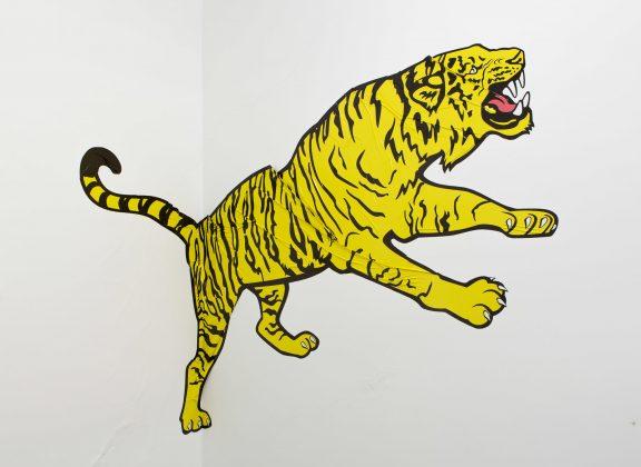 """João Loureiro, """"Tigre Errado"""". Sé Galeria. Para p.art.ilha"""