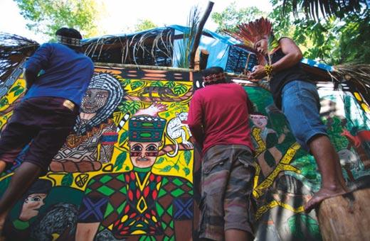 Olhares indígenas apontam para outro futuro possível