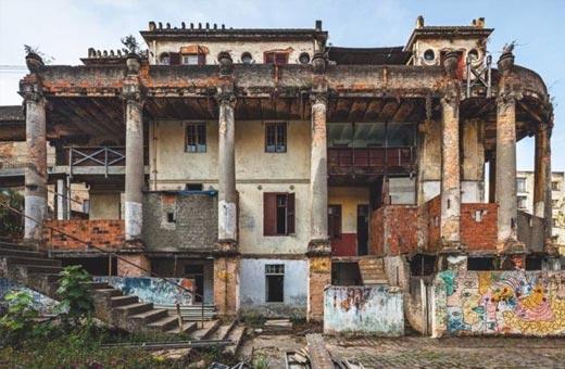Vila Itororó canteiro permanente
