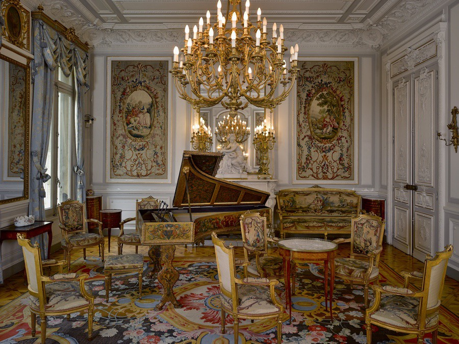 O Musée Grobet-Labadié, palácio do século 19 e um dos espaços que vai sediar a Manifesta 13 em Marselha