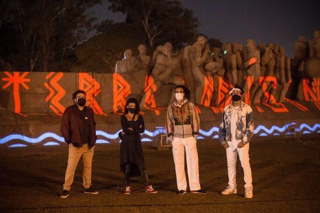 Vozes Contra o Racismo Secretaria municipal de Cultura