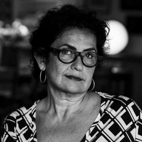 Solange Farkas, diretora da Associação Cultural Videobrasil