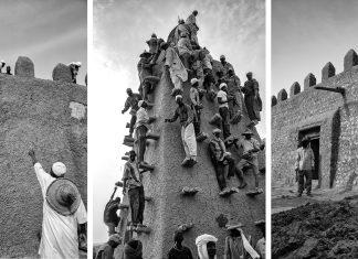"""Fotografias da série """"Djingareyber"""", de Tiécoura N'Daou. Foto: Divulgação."""