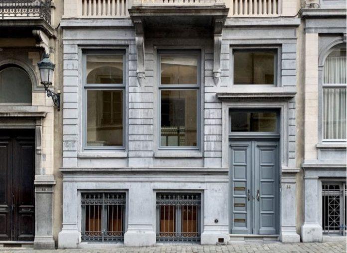 Nova sede da Galeria Jaqueline Martins em Bruxelas, na Bélgica. Foto: Divulgação.