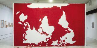 """""""MAPA"""", de Carla Vendrami, foi premiado no 51º Salão Paranaense."""