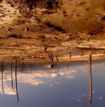 Still de Amérika - Bahia de las flechas. Foto: Divulgação.