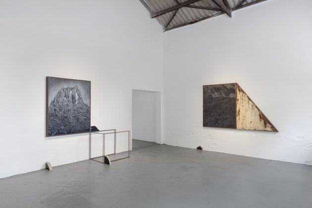 """Vista da exposição """"Rejeito"""", de Marcelo Moscheta"""