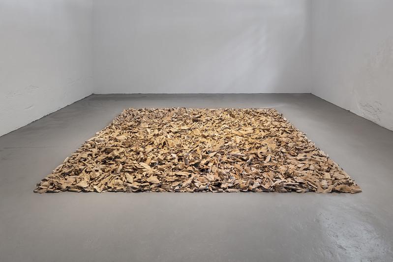 """Instalação """"Rejeito"""", de Marcelo Moscheta"""