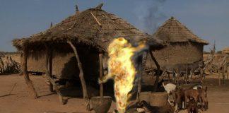 """Still de """"Tomo"""", de Bakary Diallo. Cortesia Videobrasil"""