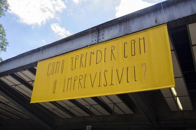 """""""Como Aprender com o Imprevisível?"""", de Maré de Matos. Foto: Divulgação/CCSP"""