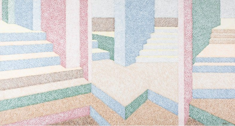 """Espacos Tangentes"", de Claudio Tozzi"