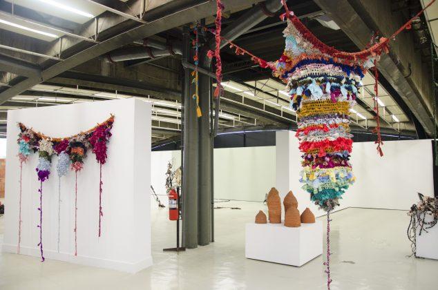 """Exposição """"Tetas Que Deram De Mamar Ao Mundo"""", de Lidia Lisboa, parte da Mostra 2020 do CCSP. Foto: Artur Cunha/CCSP"""
