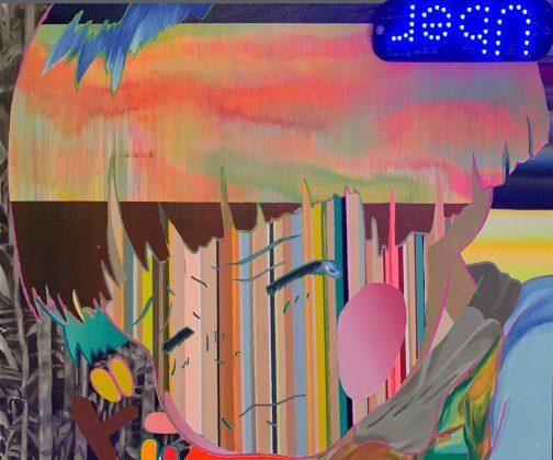 """""""Outros tempos, novos tempos"""", de Claudio Tobinaga, estará exposta na Pinta Miami Live no Miami Art Week"""
