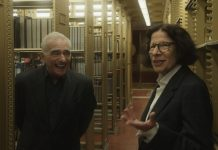 Pretend It's a City, Fran Lebowitz e Martin Scorsese.