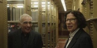 Pretend It's a City, Fran Lebowitz e Martin Scorsese.