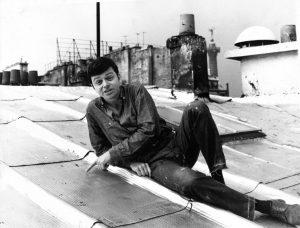 Rossini Perez em Paris, 1965. Acervo pessoal