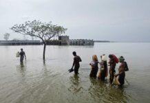 """Em razão da Cúpula do Clima 2021, relembramos seu trabalho """"A tempestade que se aproxima"""", que denuncia a inércia dos líderes mundiais ao documentar os efeitos danosos da mudança climática em Bangladesh, uma década atrás"""