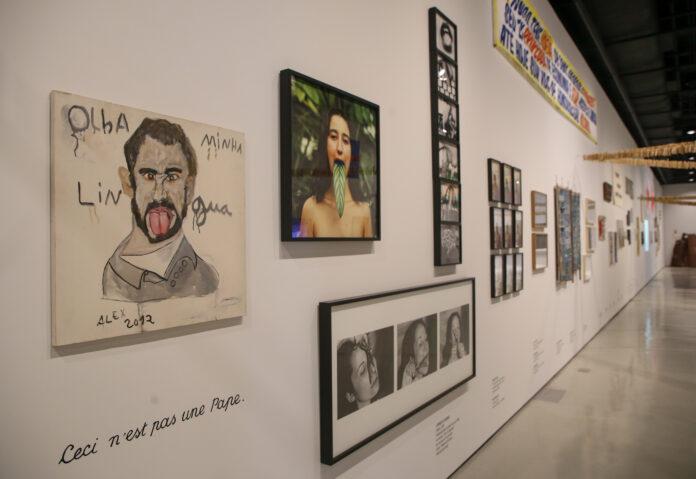 Museu da Língua Portuguesa: Visão geral da exposição