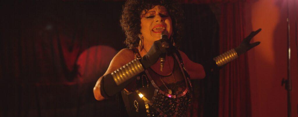 """Cinema Online: Denise Weinberg em """"Greta"""" (2019), de Armando Praça. Foto: Divulgação."""