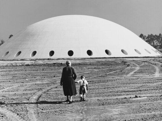 German Lorca: Oca - Parque do Ibirapuera, 1954. Cortesia Galeria Utópica.