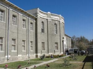 O Museu Nacional do Afeganistão. Foto: Michal Hvorecky.