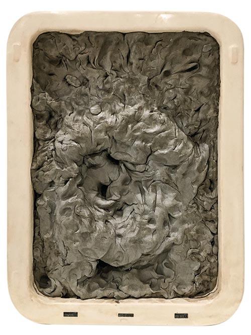 Cildo Meirelles, Espelho Cego, 1970.