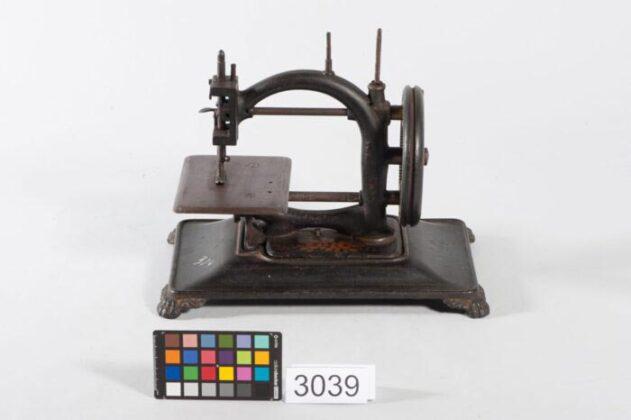 Máquina de Costura da década de 1920