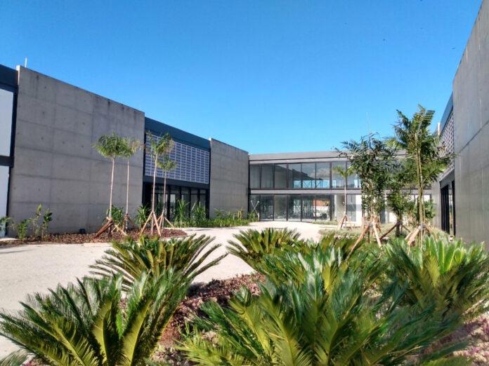 Nova sede do Museu Casa do Pontal